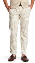 """Dockers Printed Slim Fit Tapered Leg Pant - 32\"""" Inseam"""