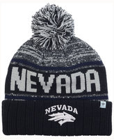 Top of the World Nevada Wolf Pack Acid Rain Pom Knit Hat