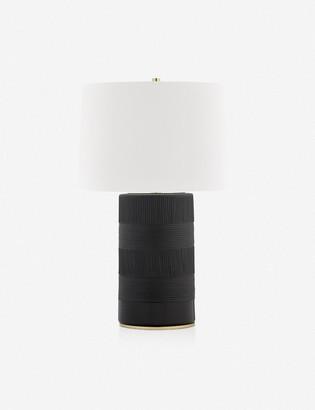 Lulu & Georgia Lorrin Table Lamp, Black