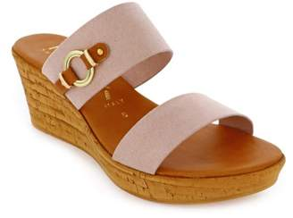 Italian Shoemakers Alise Wedge Sandal