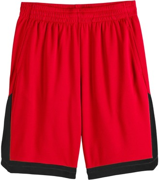 Tek Gear Boys 4-20 Beta Basketball Shorts in Regular & Husky