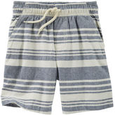Osh Kosh Striped Pull-On Shorts