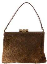 Marni Fur Frame Bag