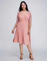 Kiyonna Luring Lace Dress