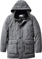 Dockers 'Arctic Cloth' Hooded Parka