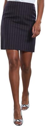 Reiss Piper Tailored Wool-Blend Skirt