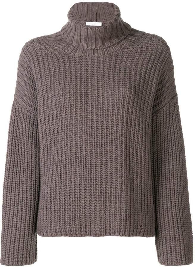 Fabiana Filippi roll neck chunky sweater