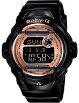 Women's Baby-G Pink Dial Digital Watch, 46Mm X 42Mm