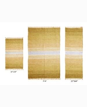 Home Weavers Richmond Gradation Accent Rug, 3 Piece Set Bedding