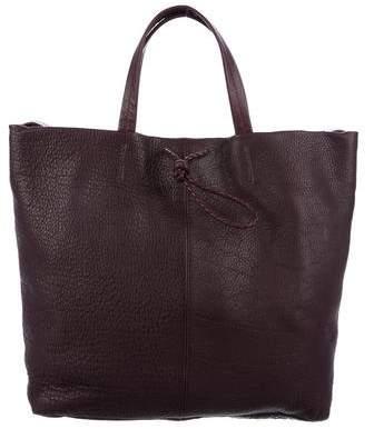 Shinola Nappa Leather Square Shopper