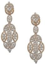 Nina 'Glamorous' Crystal Drop Earrings