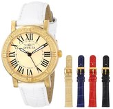 Invicta Women's 14892 Wildflower Analog Display Japanese Quartz White Watch