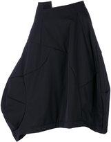 Comme des Garcons structured skirt