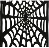 "Crate & Barrel Spider Web 72"" Table Runner"