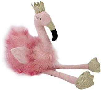 Mon Ami Lux Felecity the Flamingo Plush Toy
