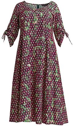 Marina Rinaldi, Plus Size Dispensa A-Line Dress