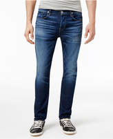 Hudson Stretch Jeans Sartor Men's Sartor Slouchy Skinny-Fit Salt Water Wash Stretch Jeans