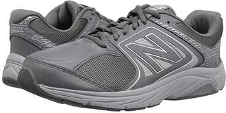 New Balance 847v3 (Grey/Silver) Women's Walking Shoes