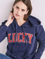 Lucky Brand Made In L.A. Lucky Varsity Hoodie