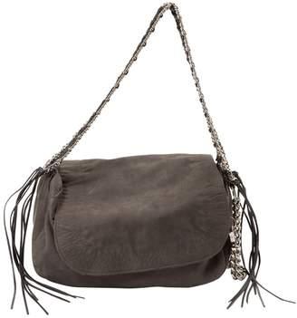 Minority \N Grey Suede Handbags