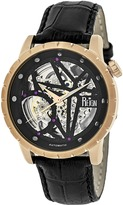 Reign Xavier Collection REIRN3906 Men's Rose Gold Stainless Steel Automatic Watch