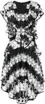 Romance Was Born Constellation lace dress