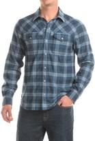 Ibex Taos Plaid Shirt - Snap Front, Long Sleeve (For Men)