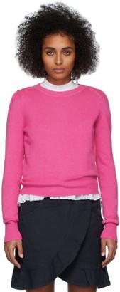 Etoile Isabel Marant Pink Kleely Sweater