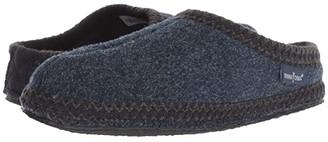 Minnetonka Winslet (Navy) Women's Slippers