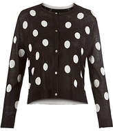 Damsel in a Dress Spotty Cardigan