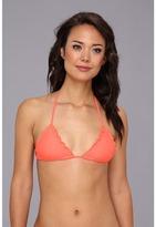 Luli Fama Cosita Buena Wavey Triangle Bikini Top