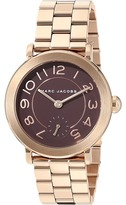 Marc Jacobs Riley - MJ3489 Watches