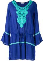 BRIGITTE lace detail beach dress - women - Viscose - PP
