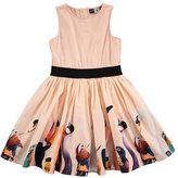 Molo Carli Bird-Print Dress