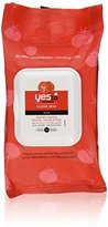 Yes To Carrots Yes To Tomatoes Blemish Clearing Facial Towelettes, 25 Count