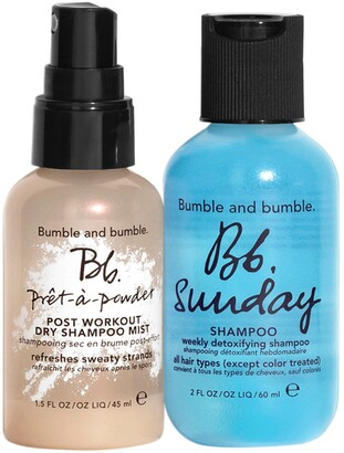 Bumble and Bumble Sweat Fearlessly Hair Care Set
