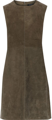 Muu Baa Muubaa Maise Suede Mini Dress