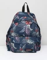 Eastpak Padded Pak R Backpack Red Brize Print