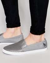 Original Penguin Slip on Sneakers