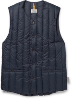Rocky Mountain Featherbed Six Month Quilted Nylon Down Gilet
