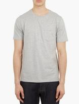 Ami Grey Pocket T-Shirt