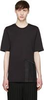 Y-3 Black Digital T-Shirt