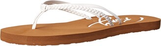 Roxy womens Cabo flip flop sandals