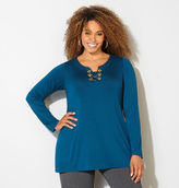 Avenue Toggle Chain Grommet Top