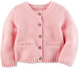 Carter's Baby Girls' Knit Cardigan