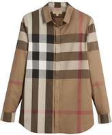 Burberry house check shirt