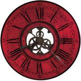 Howard Miller Brassworks II Gallery Wall Clock