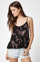 La Hearts Babydoll Swing Tank Top