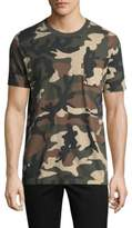 Wesc Maxwell Camouflage Cotton Tee