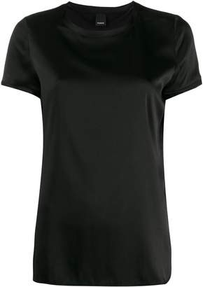 Pinko satin stretch T-shirt